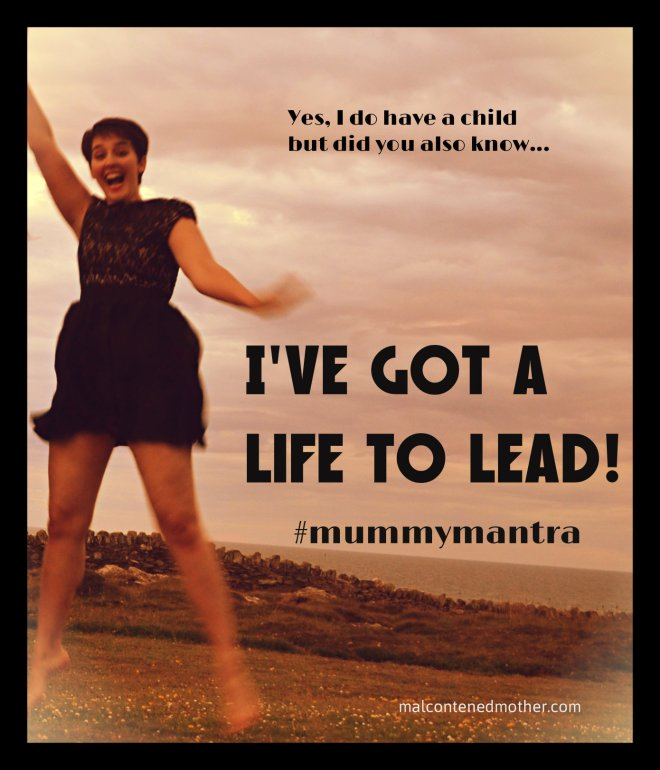 Mummy Mantras: 5 phrases to get you through.