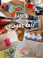 life is plastic