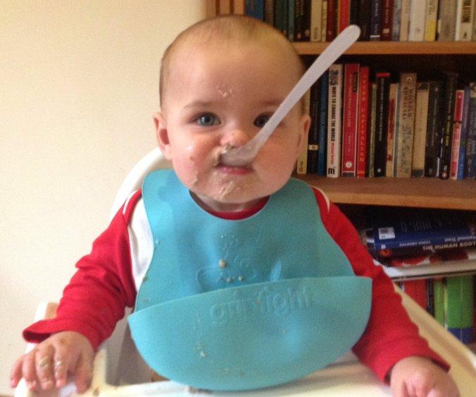 weaning spoon