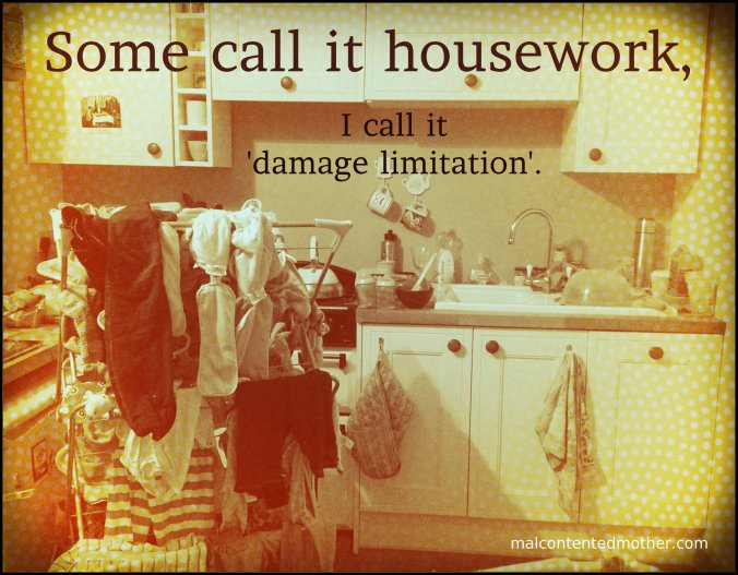 kitchen housework